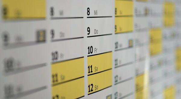 přání k svátku - obrázek kalendáře